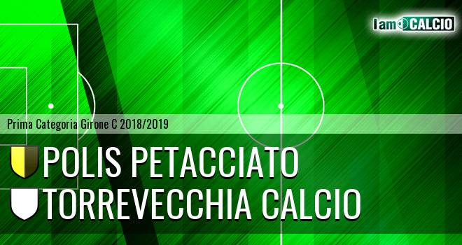 Polis Petacciato - Torrevecchia Calcio