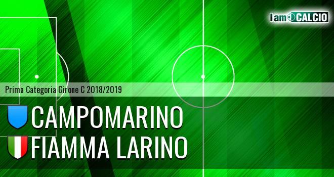 Campomarino - Fiamma Larino