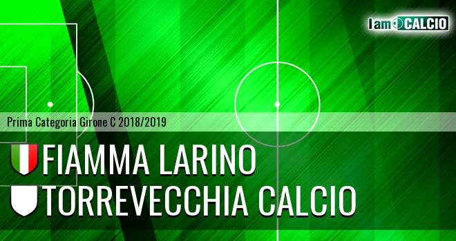 Fiamma Larino - Torrevecchia Calcio