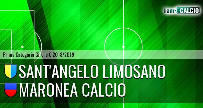 Sant'Angelo Limosano - Maronea Calcio