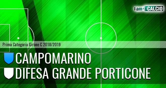 Campomarino - Difesa Grande Porticone