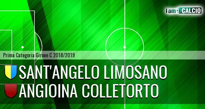 Sant'Angelo Limosano - Angioina Colletorto