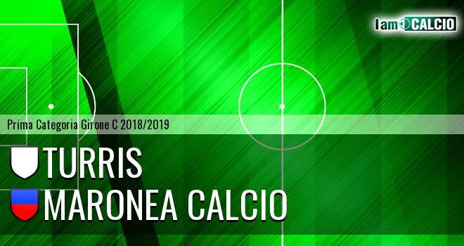 Turris - Maronea Calcio
