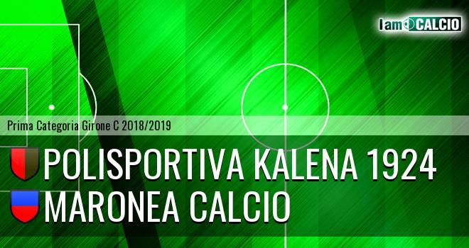 Polisportiva Kalena 1924 - Maronea Calcio