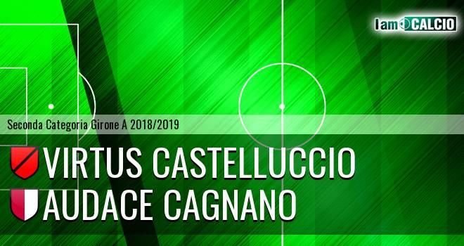 Virtus Castelluccio - Audace Cagnano