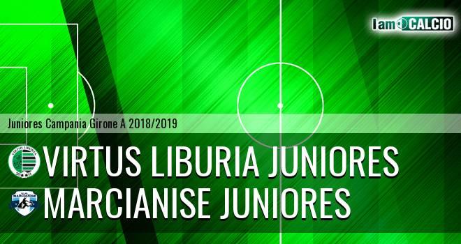 Virtus Liburia Juniores - Marcianise Juniores