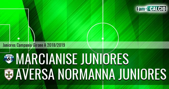 Marcianise Juniores - Aversa Normanna Juniores