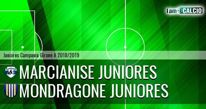 Marcianise Juniores - Mondragone Juniores