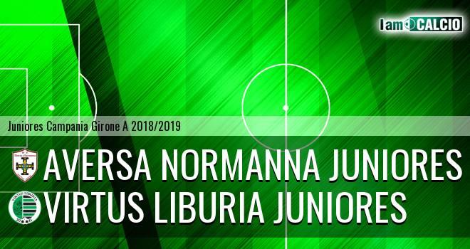 Aversa Normanna Juniores - Virtus Liburia Juniores