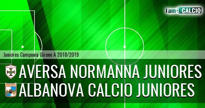 Aversa Normanna Juniores - Albanova Calcio Juniores