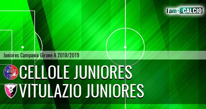 Cellole Juniores - Vitulazio Juniores