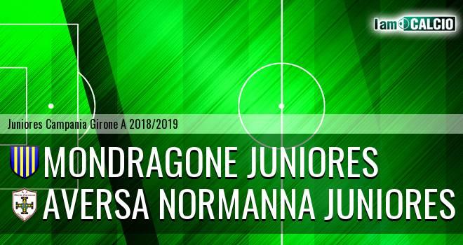 Mondragone Juniores - Aversa Normanna Juniores