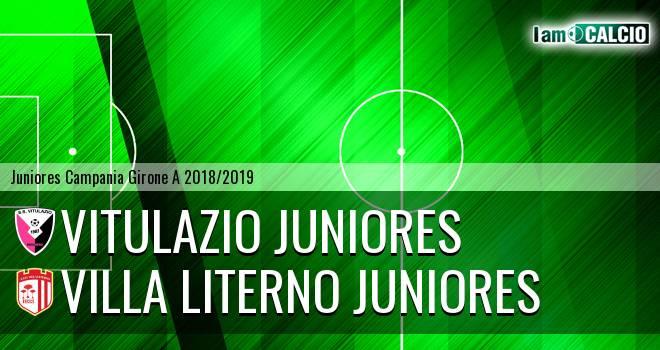 Vitulazio Juniores - Villa Literno Juniores