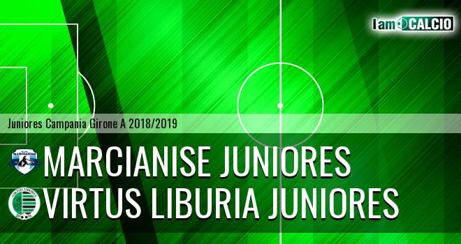 Marcianise Juniores - Virtus Liburia Juniores