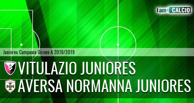 Vitulazio Juniores - Aversa Normanna Juniores