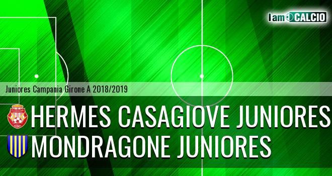 Hermes Casagiove Juniores - Mondragone Juniores