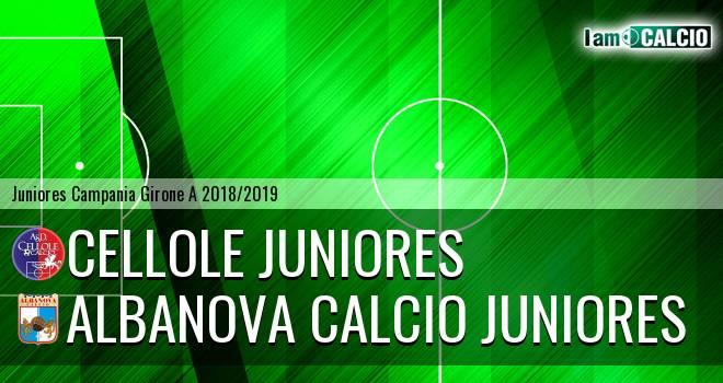 Cellole Juniores - Albanova Calcio Juniores