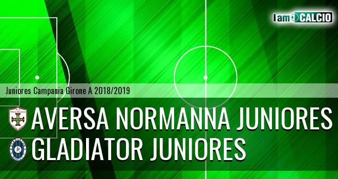 Aversa Normanna Juniores - Gladiator Juniores