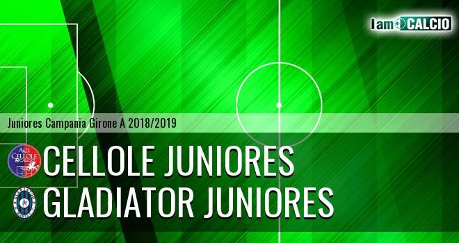 Cellole Juniores - Gladiator Juniores