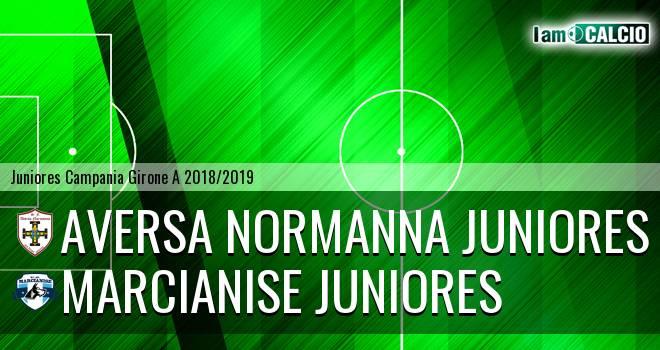 Aversa Normanna Juniores - Marcianise Juniores