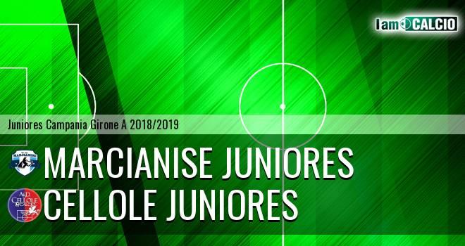 Marcianise Juniores - Cellole Juniores