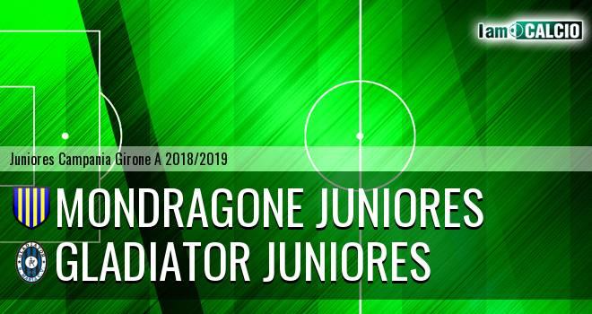 Mondragone Juniores - Gladiator Juniores