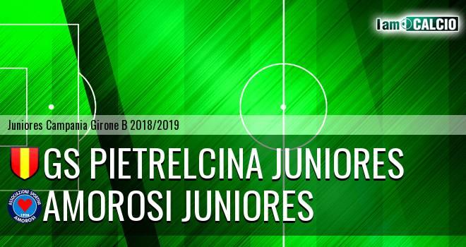 GS Pietrelcina Juniores - Amorosi Juniores
