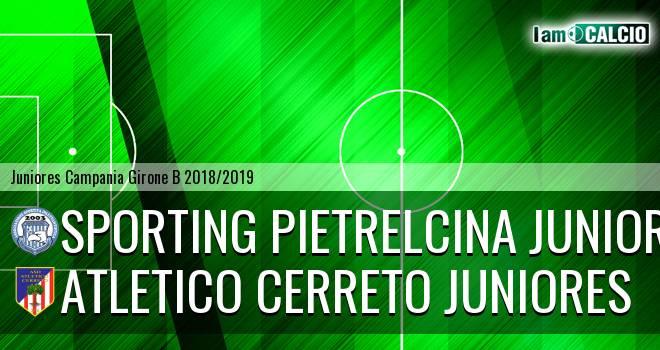 Sporting Pietrelcina Juniores - Atletico Cerreto Juniores