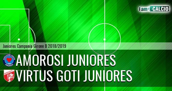 Amorosi Juniores - Virtus Goti Juniores