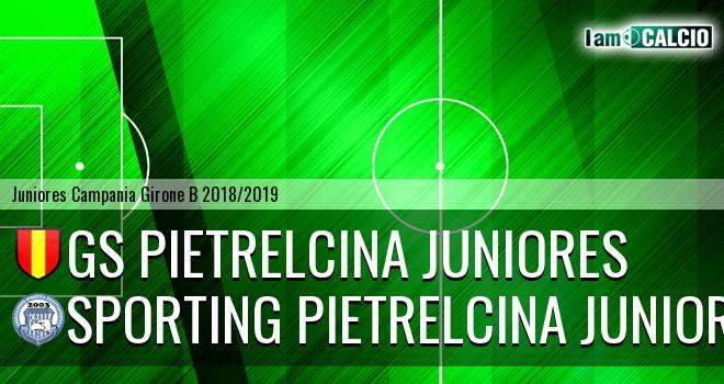 GS Pietrelcina Juniores - Sporting Pietrelcina Juniores
