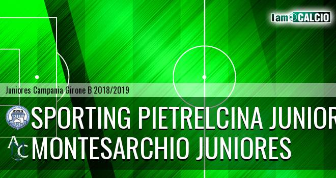 Sporting Pietrelcina Juniores - Montesarchio Juniores
