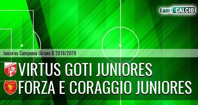 Virtus Goti Juniores - Forza e Coraggio Juniores