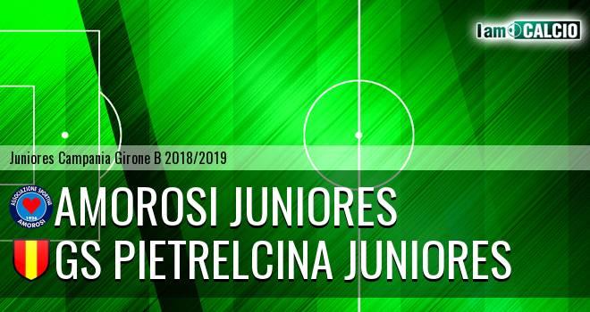 Amorosi Juniores - GS Pietrelcina Juniores
