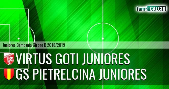 Virtus Goti Juniores - GS Pietrelcina Juniores