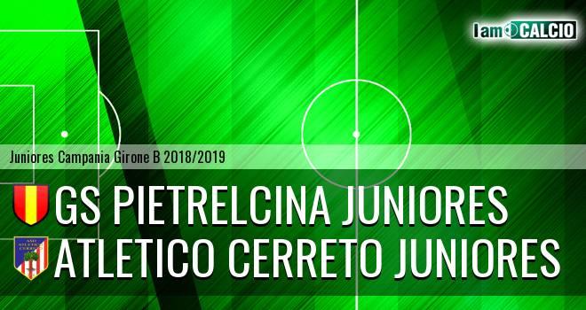 GS Pietrelcina Juniores - Atletico Cerreto Juniores