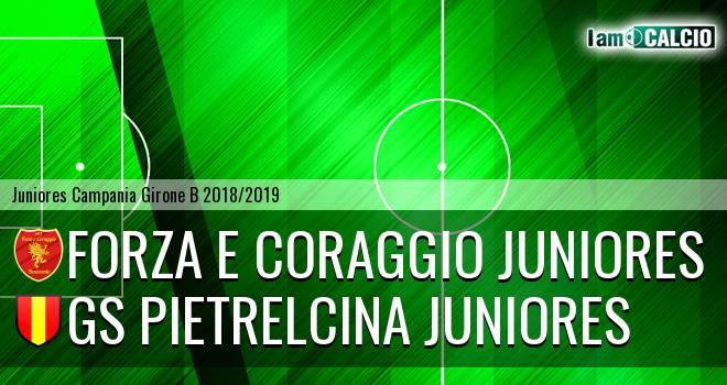 Forza e Coraggio Juniores - GS Pietrelcina Juniores