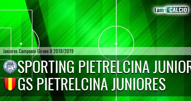 Sporting Pietrelcina Juniores - GS Pietrelcina Juniores
