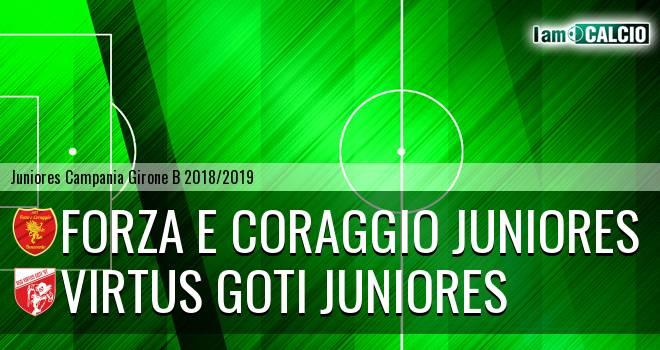 Forza e Coraggio Juniores - Virtus Goti Juniores
