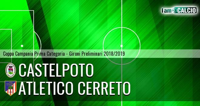 Castelpoto - Atletico Cerreto