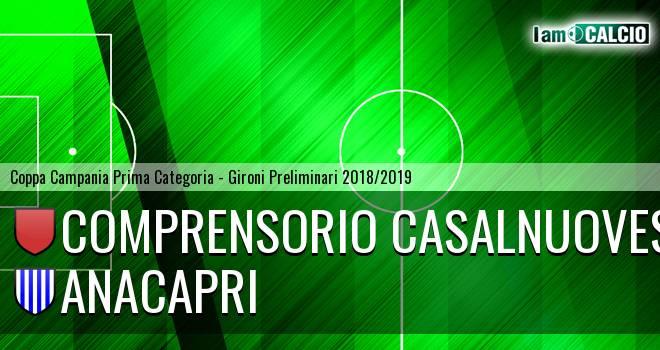 FC Casavatore - Real Anacapri 2018