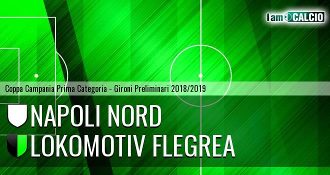 Napoli Nord - Lokomotiv Flegrea