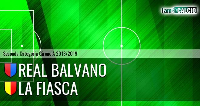 Real Balvano - La Fiasca
