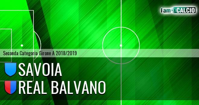 Savoia - Real Balvano