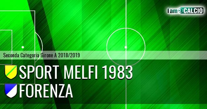 Sport Melfi 1983 - Forenza