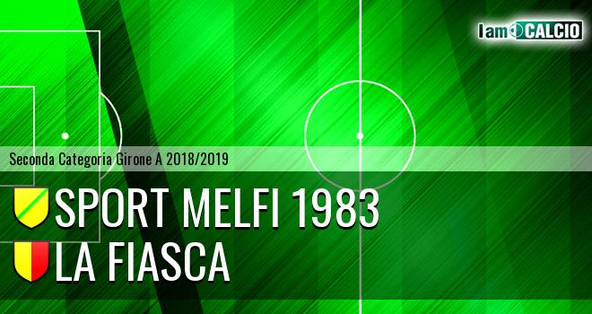 Sport Melfi 1983 - La Fiasca