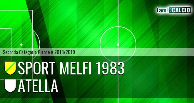 Sport Melfi 1983 - Atella