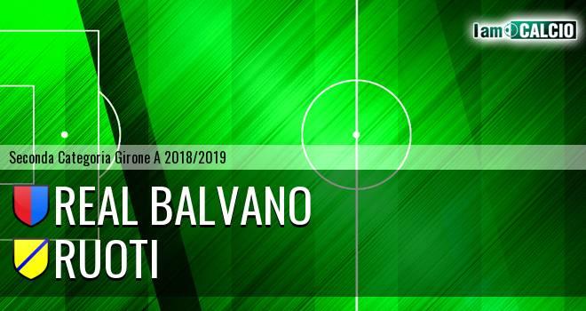 Real Balvano - Ruoti