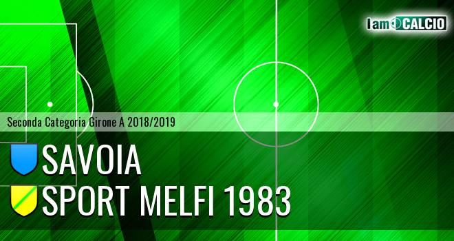 Savoia - Sport Melfi 1983