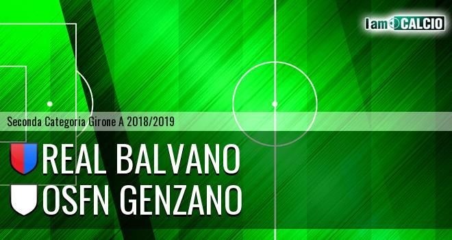 Real Balvano - Osfn Genzano