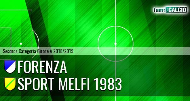 Forenza - Sport Melfi 1983